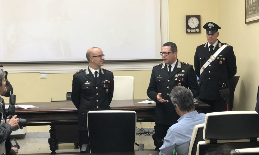 Carabinieri Presentato Il Calendario Storico Dellarma Dei