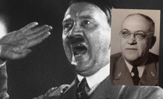 "Adolf Hitler e il suo ""addiction"" cattivo maestro Theodor"