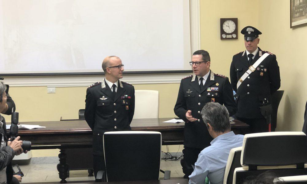 Calendario Storico Carabinieri 2019.Carabinieri Presentato Il Calendario Storico Dell Arma Dei